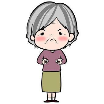 화가 할머니