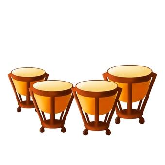 Timpani (4 units)