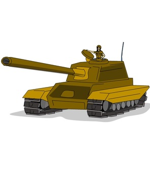 Tanks and female commanders