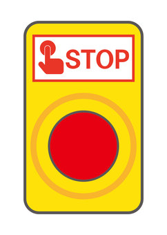 Emergency stop button 01_01