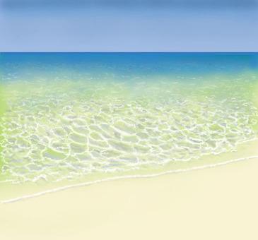Seaside ripple