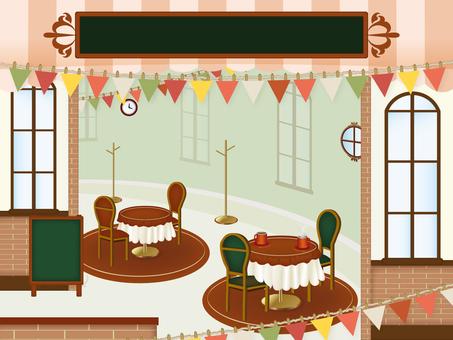 Cafe set 03