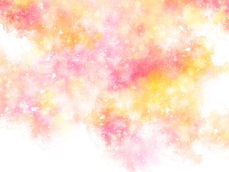 Light cloud (warm color)