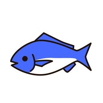 Fish (green)