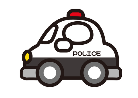 Vehicle Series Police Car