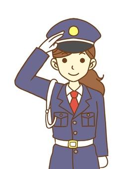 Female guard