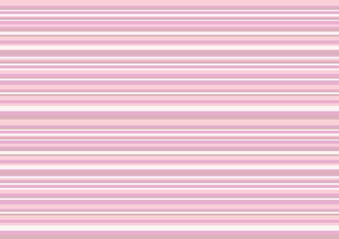 Spring striped border background image