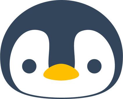 Penguin head