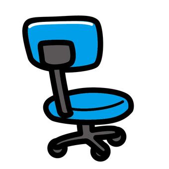 Chair chair Gas pressure chair office chair