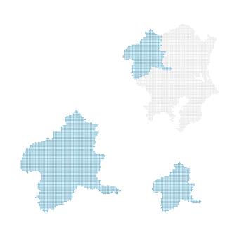 Dot Map Gunma 2