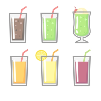 Drinks in a glass 2