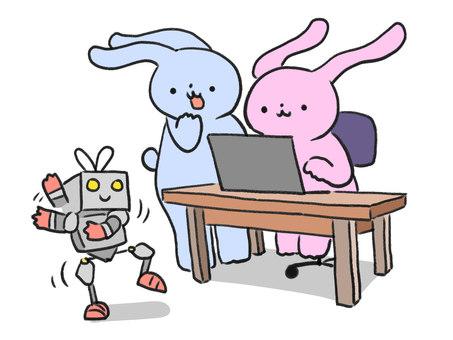 Rabbit programming