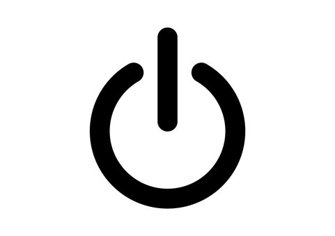 Power supply mark