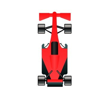 Formula car top (1)