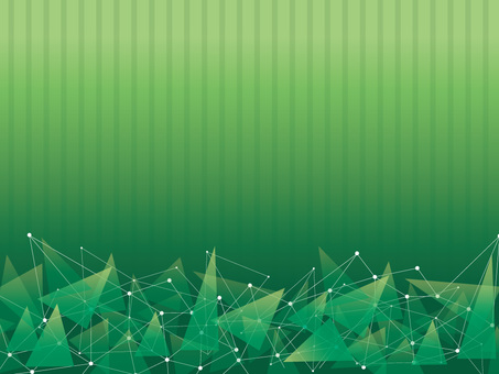 Technology background (green)