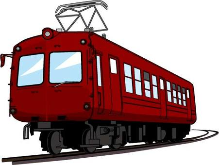 Red train 2