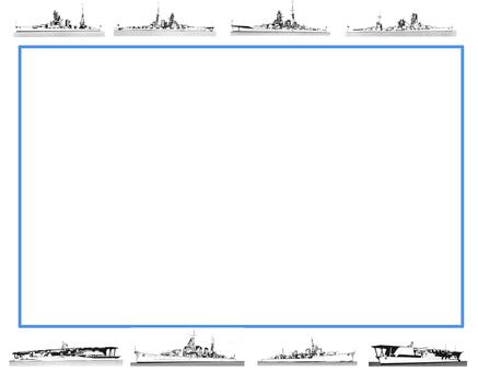 Warship frame