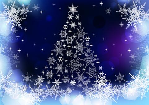 Winter Material Christmas 144