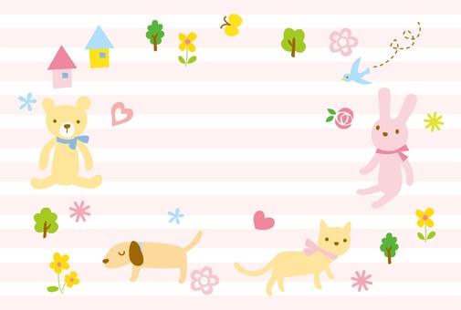 Animal walk