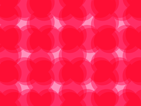 Cherry color pattern