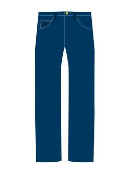 Trousers (blue)