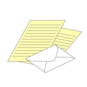 봉투와 편지지