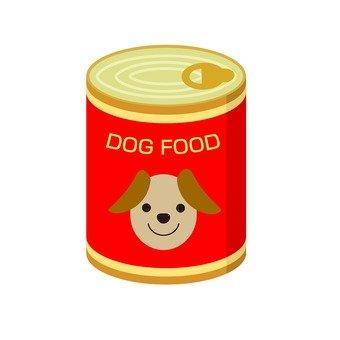 개밥 통조림