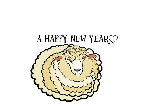 A handsome sheep like you