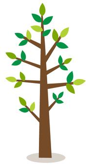 Illustration of tree 3