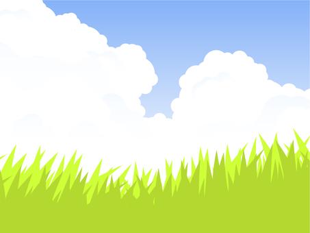 Simple grassland - 1