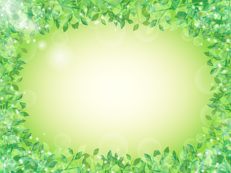 Fresh green background 4