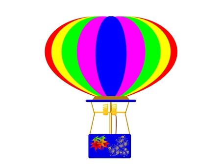 Maki-e balloon development