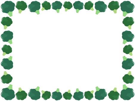 Broccoli full of frames 3