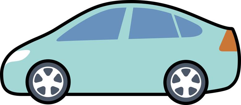 Car hybrid car