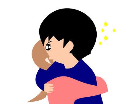 Cuddling 2
