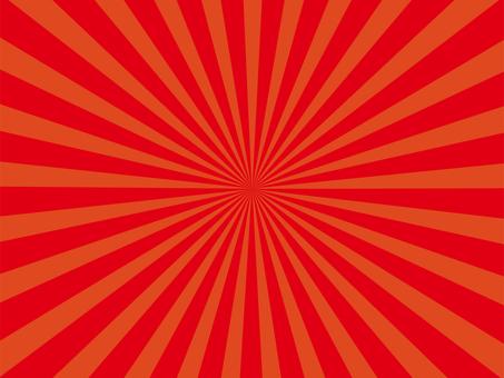 Red radiation