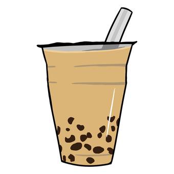 Tapioca (milk tea)