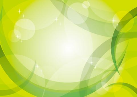 Background design _ light image _ green