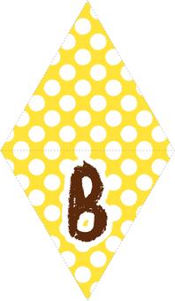 Garland 【B】 yellow
