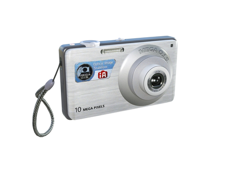 Compact digital camera 02