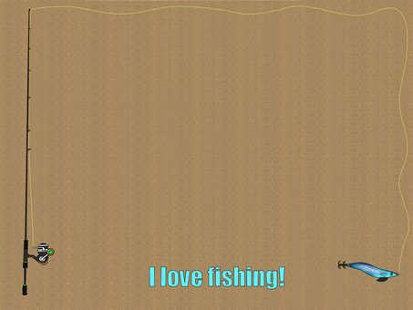 Fishing rod cork board