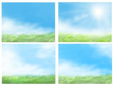 Morning Mist Prairie (Summary)