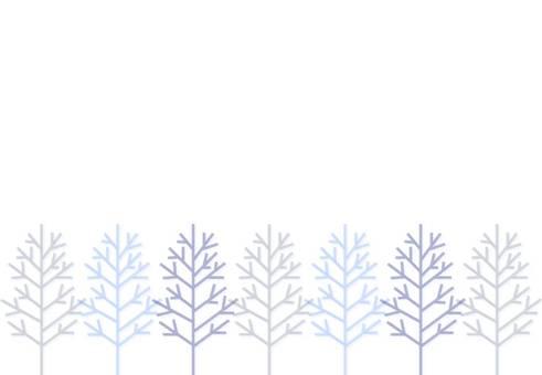 Wood Blue background