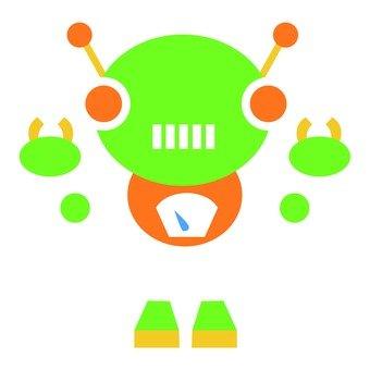 Midori's robot type robot