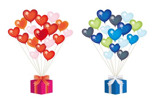 Valentine Material 06 (balloon 01 set)