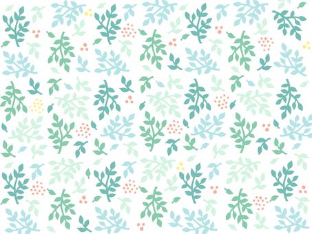 Botanical wallpaper 03