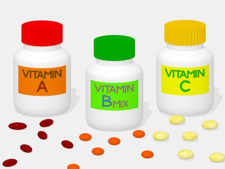 ビタミンABC