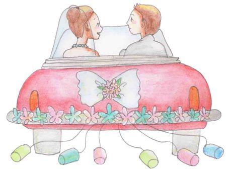 Bridal car 02