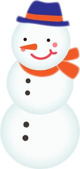 Snowman 3 steps