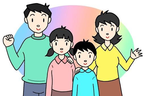 Family. 3